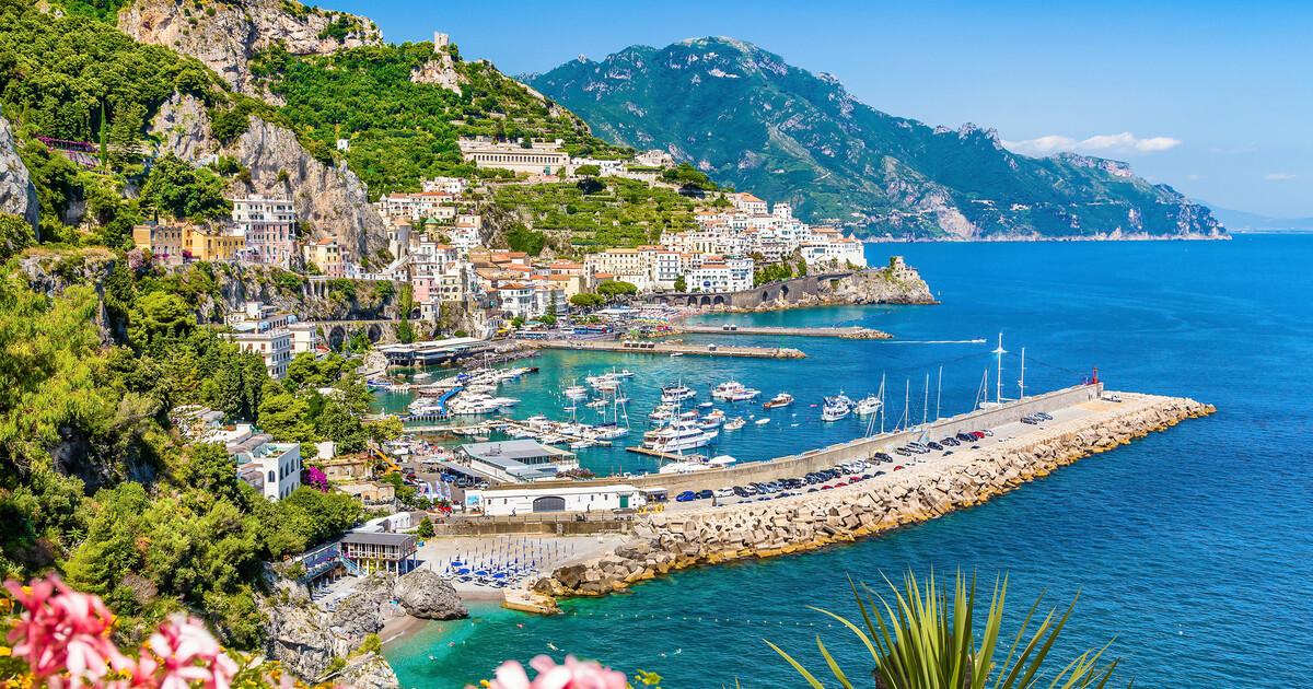 Salerne en Italie