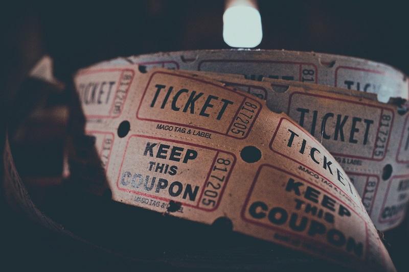créer votre ticket de concert